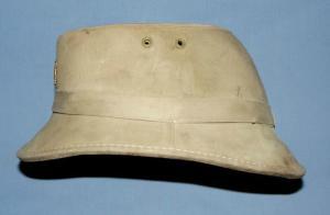 RHODESIA BSAP Shako Helmet + Badge 2
