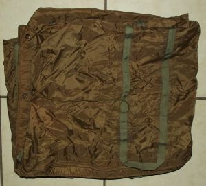 1971 South Africa SADF Army Nutria Tent Cover Ground Sheet