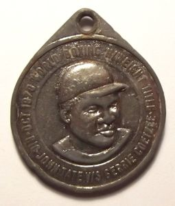 1979 Big John Tate VS Gerrie Coetzee World Heavy Weight Boxing Medal
