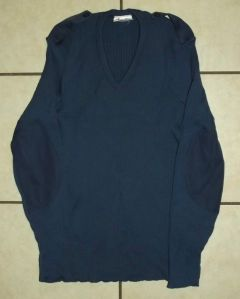 1988 South African Police Blue Pullover Jersey 1