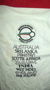 1992 World Cup All Countries Cricket Jersey 1