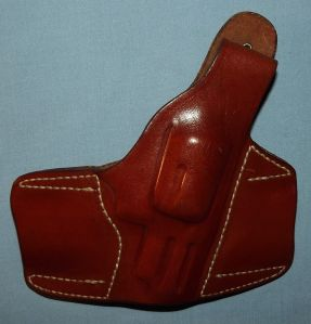 El Paso Leather Brown 32 R 2 38 R 2 Holster