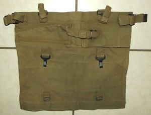Rhodesia Army Webbing Ground Sheet Cover