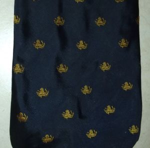 Rhodesia BSAP British South Africa Police Blue Cravat Scarf 1