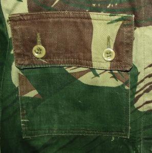 Rhodesia Fire Force Camo Field Jacket 1