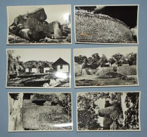 Rhodesia Zimbabwe Themed Real Photo Postcards