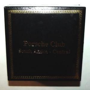 South Africa Central PORSCHE Club Medal + Original Case 2