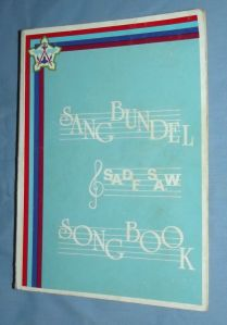 South Africa SADF Bilingual Song Book