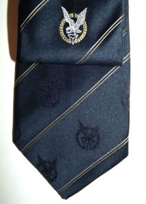 South African Air Force 60 Squadron Insignia Tie