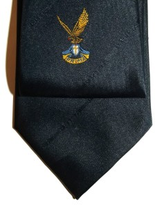 South African Air Force I Squadron Flying Mirage FIAZ's Insignia Tie