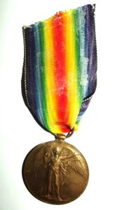 WW1 South African Bilingual Victory Medal 1