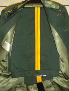 1977 South African State President Guard Uniform 1