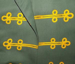 1977 South African State President Guard Uniform 2
