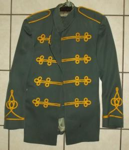 1977 South African State President Guard Uniform