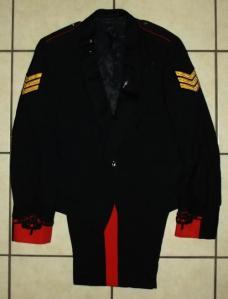 SADF Army Mess Dress Uniform Jacket + Trousers