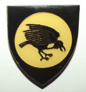 South West Africa SWA 201 Battalion Shoulder Flash Badge