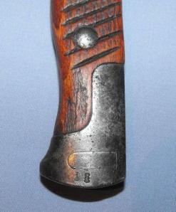 German Seitengewehre 1898 bayonet