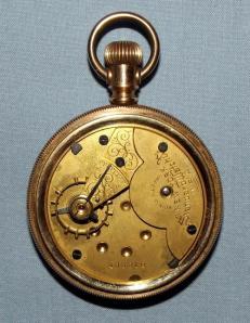 Pre 1890 New York Standard Watch Company Pocket Watch 3