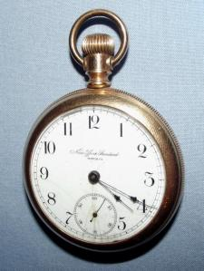 Pre 1890 New York Standard Watch Company Pocket Watch