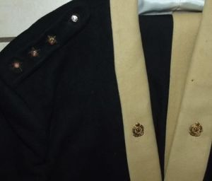 1970 South African Railway Police Mess Dress Uniform 1