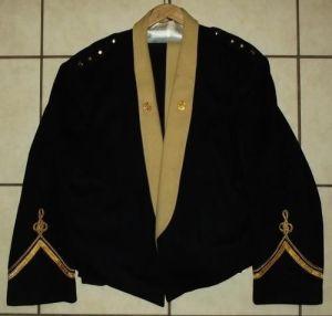 1970 South African Railway Police Mess Dress Uniform