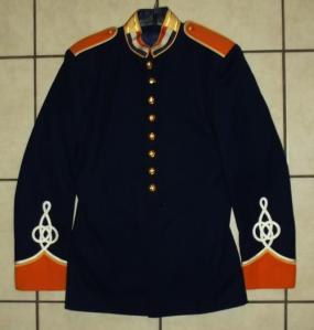 1983 South African Cape Town Castle Guard Uniform 3