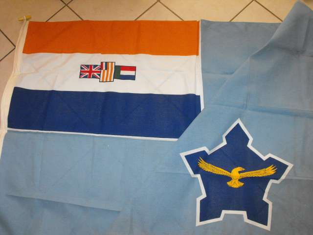 1991 SADF South African Airforce Flag