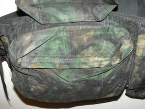 South Africa SADF 32 Battalion Camo Battle Jacket 2