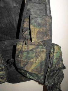 South Africa SADF 32 Battalion Camo Battle Jacket 3