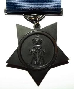 Sudan Full Size Khedive's Star Medal