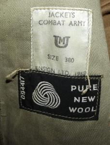 1968 South Africa SADF State President Guard Combat Bunny Jacket and Trousers 2