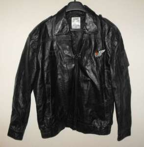 1989 South African Airforce Navigator Leather Jacket