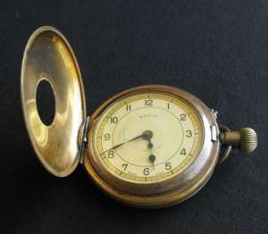 Basis Swiss Made Pocket Watch in Case 1