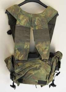 South Africa SADF 32 Battalion Camo Battle Jacket