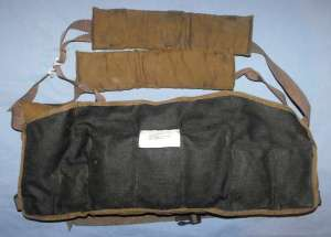 South Africa SADF Parabat Special Forces Bateleur 90 Nutria Chest Webbing 1