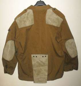 South Africa SADF Paratrooper Nutria Slangvel Jump Smock Jacket 1