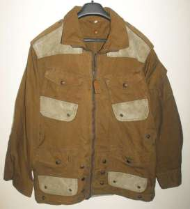 South Africa SADF Paratrooper Nutria Slangvel Jump Smock Jacket