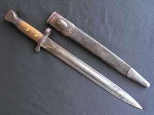 South African Boer War Lee Metford Wilkinson Bayonet