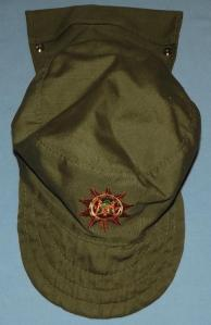 SWAPOL South West Africa Police Neck Flap Field Cap