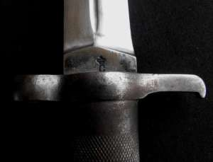 Swedish Mauser Pattern 1896 Bayonet With Metal Scabbard 2
