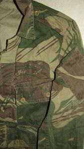 Rhodesia Army Camo Field Jacket 1