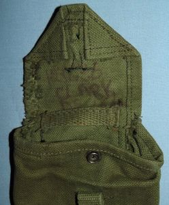 Rhodesia Army Webbing Ammo Pouch 2