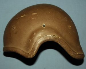 South Africa SADF Bush War Armoured Car Operator Nutria Helmet