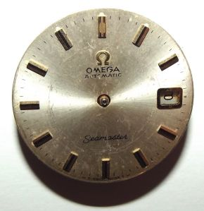 Vintage OMEGA Automatic Seamaster Wrist Watch Face