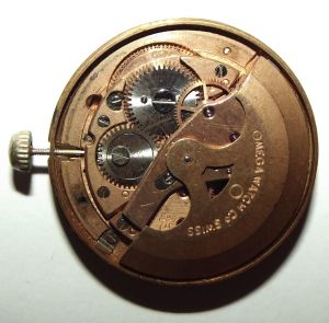 Vintage OMEGA Automatic Swiss Made Wrist Watch Face 1