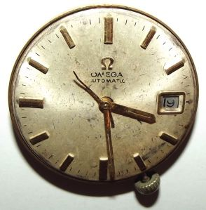Vintage OMEGA Automatic Swiss Made Wrist Watch Face