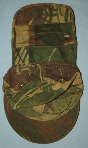 Rhodesia Army Camo Neck Flap Field Cap 2