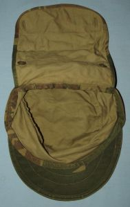 Rhodesia Army Camo Neck Flap Field Cap 3