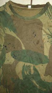 Rhodesia Army Camo T-Shirt 1