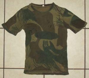 Rhodesia Army Camo T-Shirt